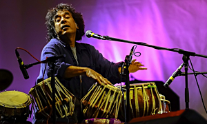 Jazz article: Zakir Hussain: Making Music, Part 2-2