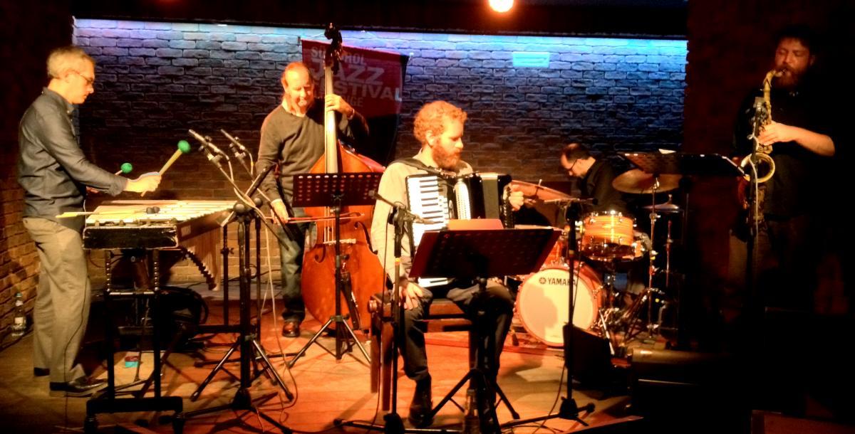 Il Claudia Quintet al Sudwerk Club di Bolzano