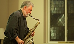 Interview with Evan Parker