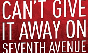 Read Can't Give It Away On Seventh Avenue: The Rolling Stones And New York City