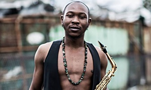 Read Seun Kuti and Africa 80 at Brick & Mortar