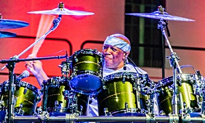 Interview with Billy Cobham Quartet and the Gustav Brom Radio Big Band at Symphony of Art in Bratislava