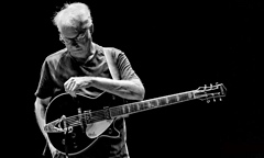 Interview with The indefatigable Bill Frisell