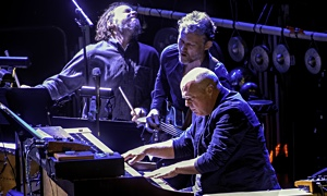Read Sound the Alarms: Medeski Martin & Wood at the 2019 NYC Winter Jazz Festival