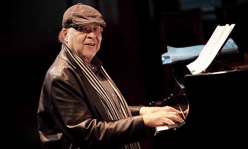 Dave Burrell: Pianist Navigating the Windward Passages