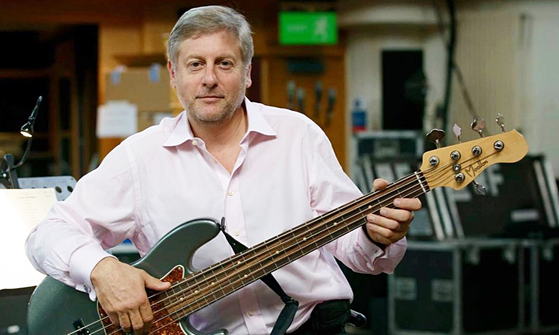 David Finck: The Bass, Scatting Offenses, and the Back Hoe