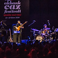 "Read ""AkBank Jazz Festival 2019"" reviewed by Francesco Martinelli"