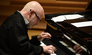 Read Jim Ridl: Solo Piano Livestream