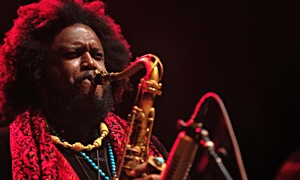 Interview with Kamasi Washington at the NorVa