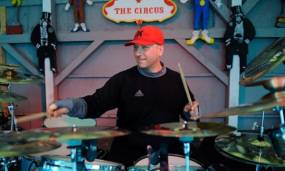 Gergo Borlai: Talkin' Drummers and Drumming