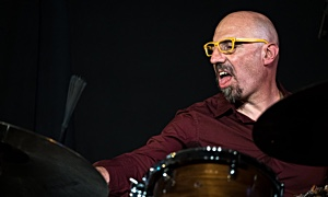 Interview with Enzo Zirilli's Zirobop at Suoni della Piazza Festival