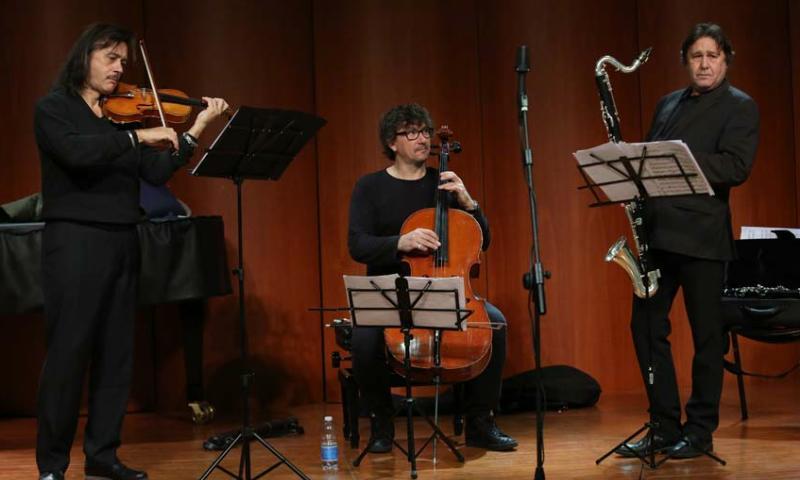 Filippo Vignato Quartet e Trio Sclavis, Pifarély, Courtois alla Casa della Musica di Parma