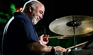 Interview with Peter Erskine at the 2018 Alba Jazz Festival