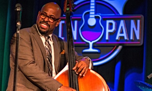 Interview with The Christian McBride Trio at the Tin Pan