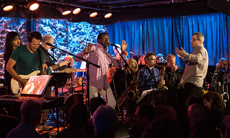 Ed Palermo Big Band at the Iridium