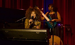 Read Kandace Springs At Yoshi's Oakland