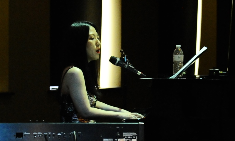 EJ Park: Touching Us Softly with Her Song