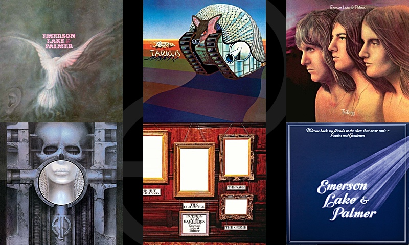 Greg Lake & Keith Emerson: Their Best Work Together
