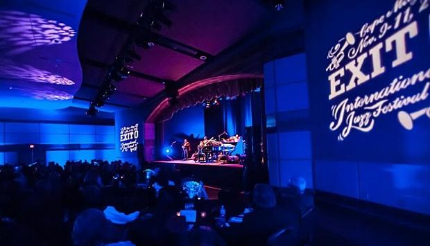 Exit Zero International Jazz Festival: Cape May, NJ, November 9-11, 2012