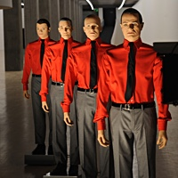 Read Kraftwerk's performance at Macedonia's Boris Trajkovski Hall