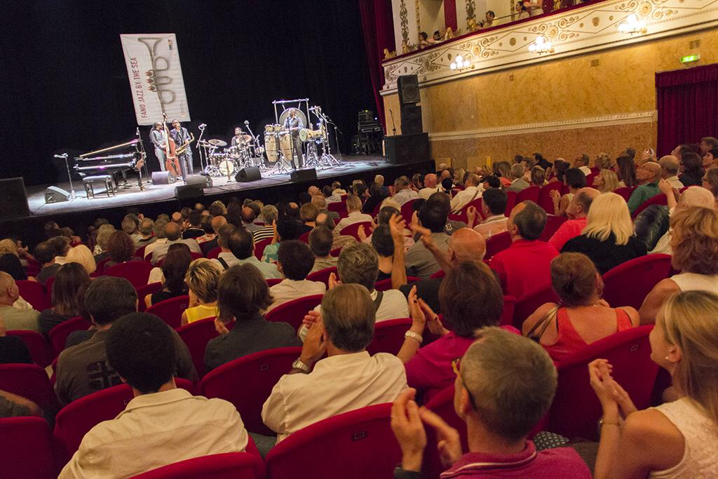 Fano Jazz By The Sea 2016