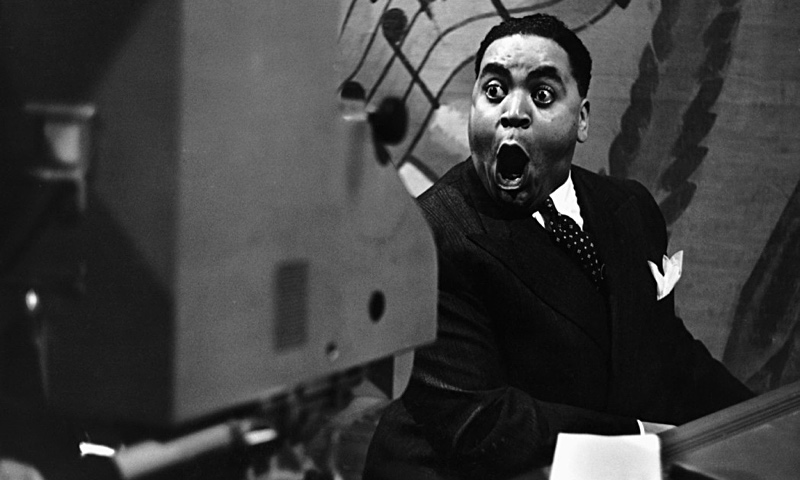 Fats Waller: My Fats Waller Obsession: Why Do We Collect ...