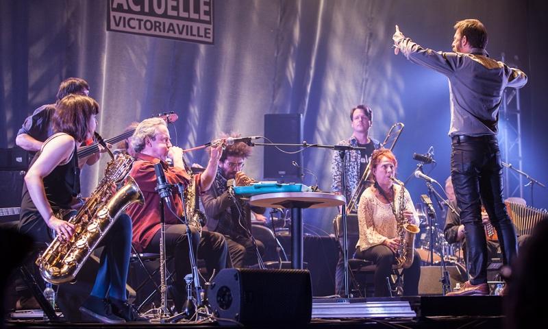 Festival International de Musique Actuelle de Victoriaville 2016, Part 1