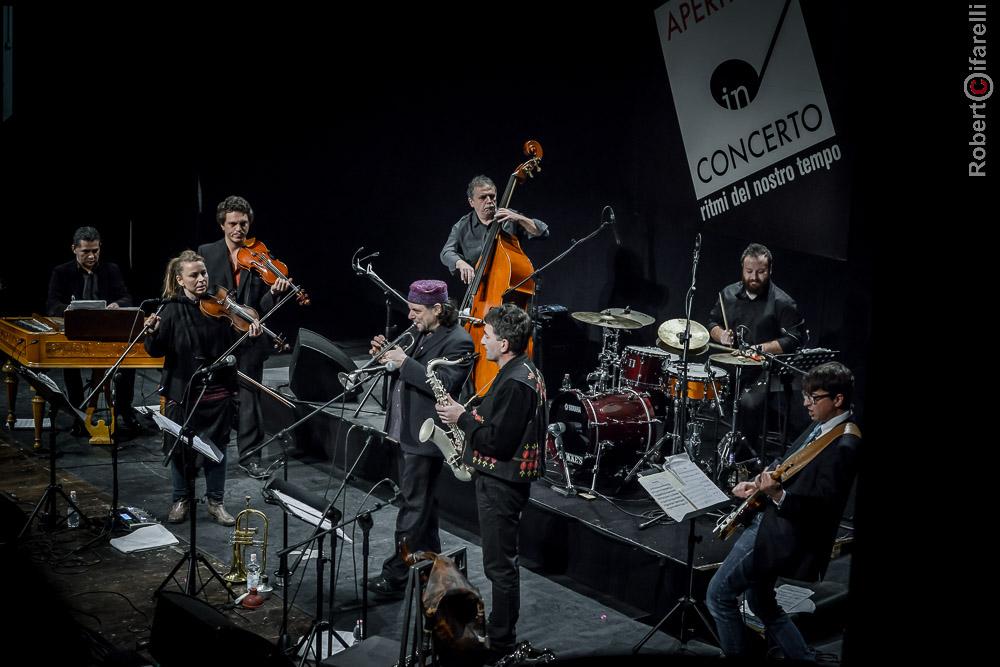 Frank London Ensemble al Teatro Manzoni di Milano