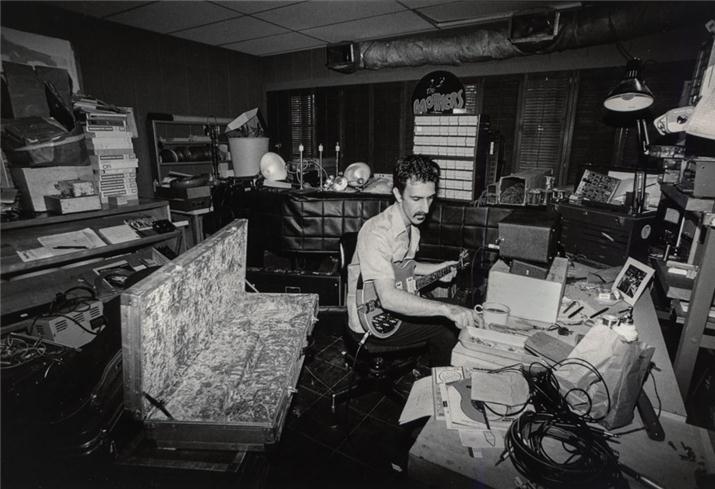 Frank Zappa, due decenni dopo