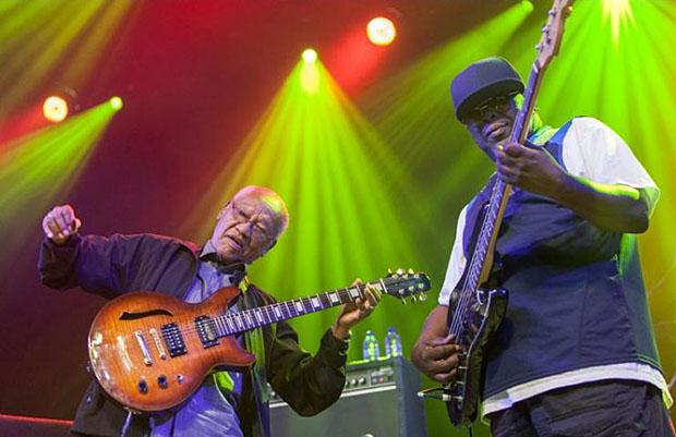 Gent Jazz Festival, Days 5-8: Gent, Belgium, July 11-14, 2012