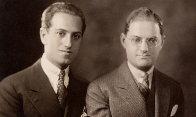 """Nice Work If You Can Get It"" by George and Ira Gershwin"