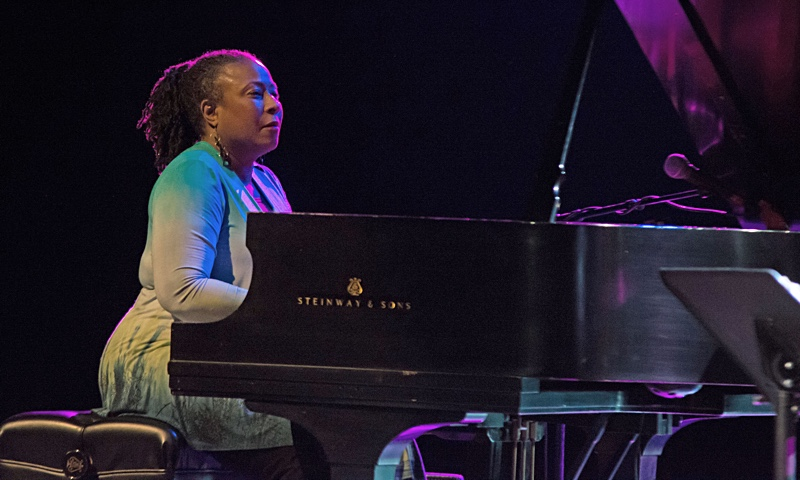 Geri Allen:  Apollo's Muse