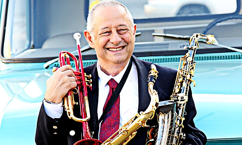 Glenn Zottola: A Jazz Life - On the Road and In Demand