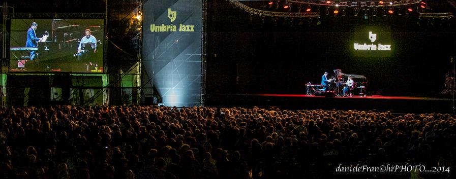 Umbria Jazz 14 - Fra spettacolo e buon jazz