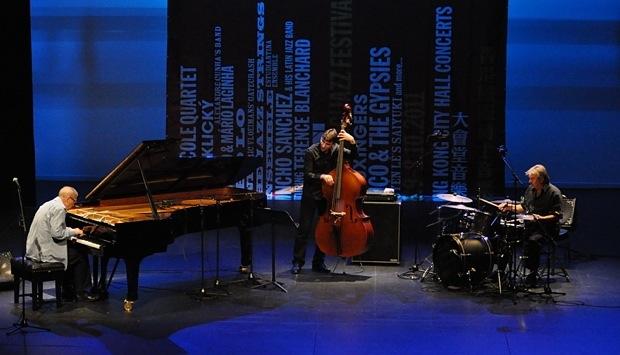 Hong Kong International Jazz Festival, Days 4-6, September 28-30, 2011