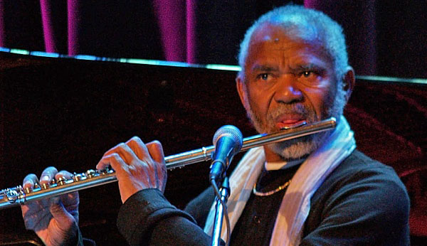 Hubert Laws: Flute Virtuoso and NEA Jazz Master