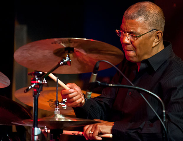 Jack DeJohnette 70th Birthday Party: San Francisco, CA, September 5, 2012