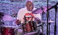Interview with Jaimoe's Jasssz Band at the Iridium