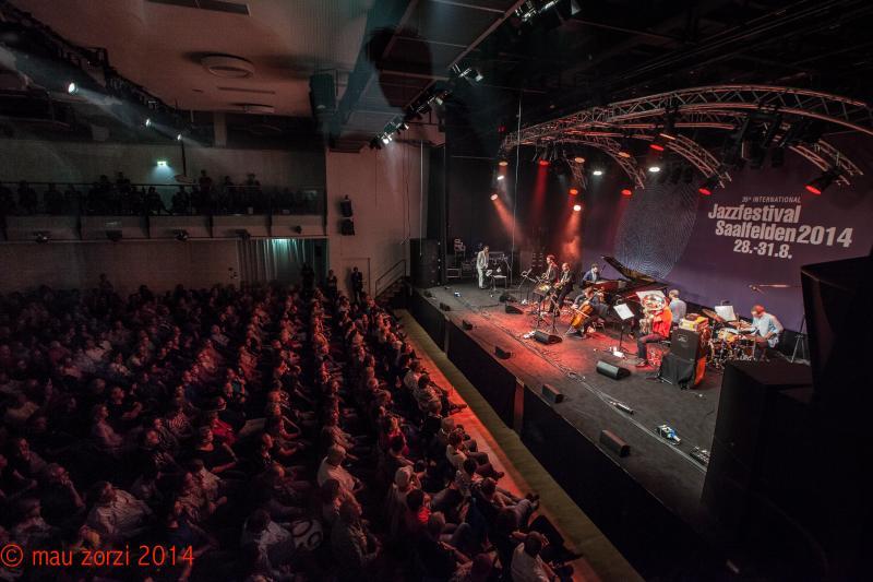Jazzfestival Saalfelden 2014