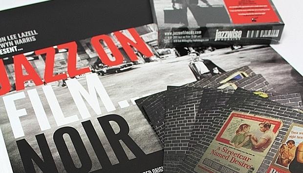 Crimejazz: The Sound of Noir
