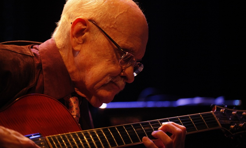 Jim Hall: Live, Now and Then