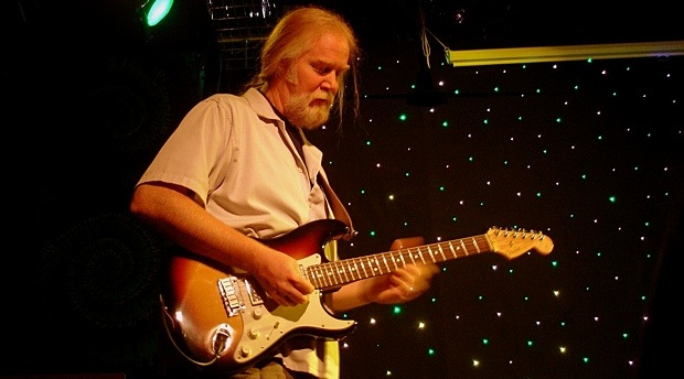 Talkin' Blues with Jimmy Herring