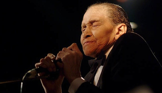 Jimmy Scott: Across the Universe
