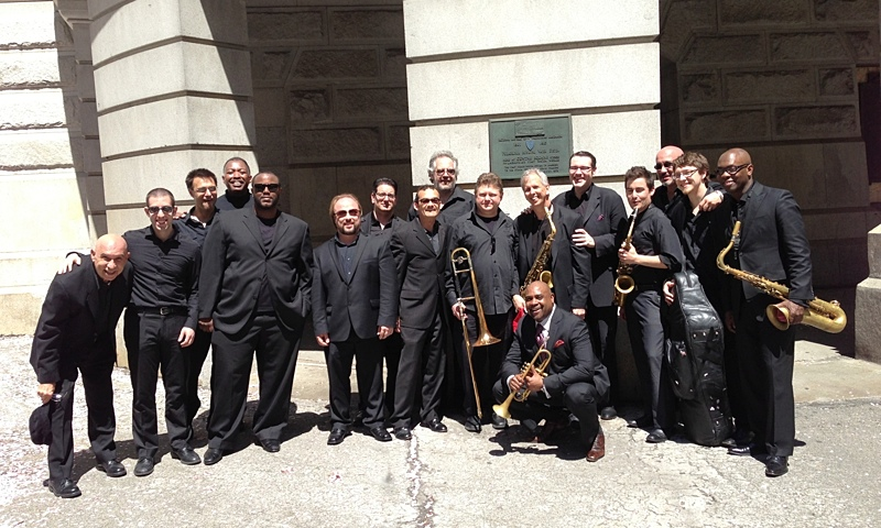 The Newly Minted Jazz Orchestra of Philadelphia