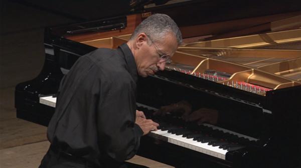 Keith Jarrett al Parco della Musica, Roma