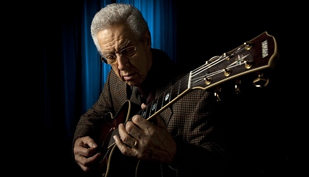 Kenny Burrell: Every Note Swings