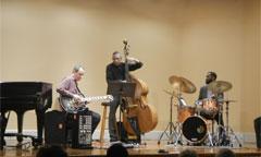 Read Kurt Rosenwinkel Trio at Germantown Settlement School