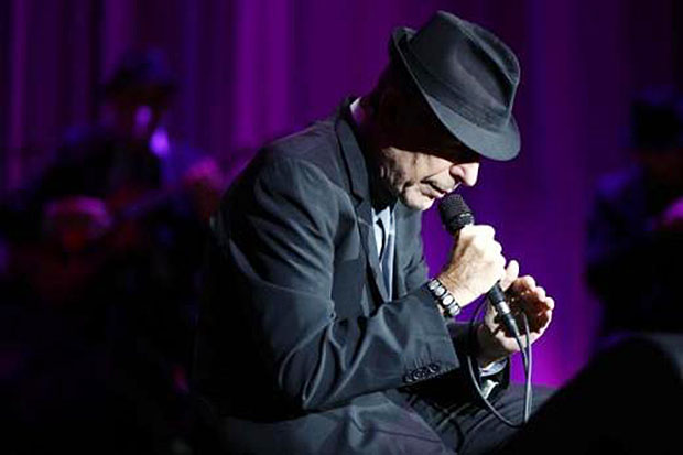 Leonard Cohen Live in Istanbul