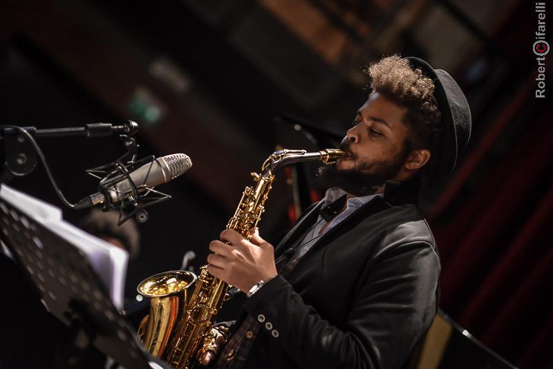 Logan Richardson Quartet al Teatro Parenti di Milano