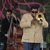 "Read ""Longwood Gardens' Wine and Jazz Festival: Kennett Square, PA, June 2, 2012"" reviewed by Victor L. Schermer"